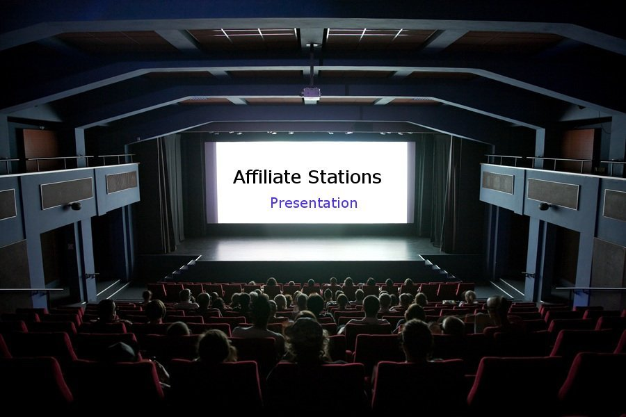 Affiliate Stations