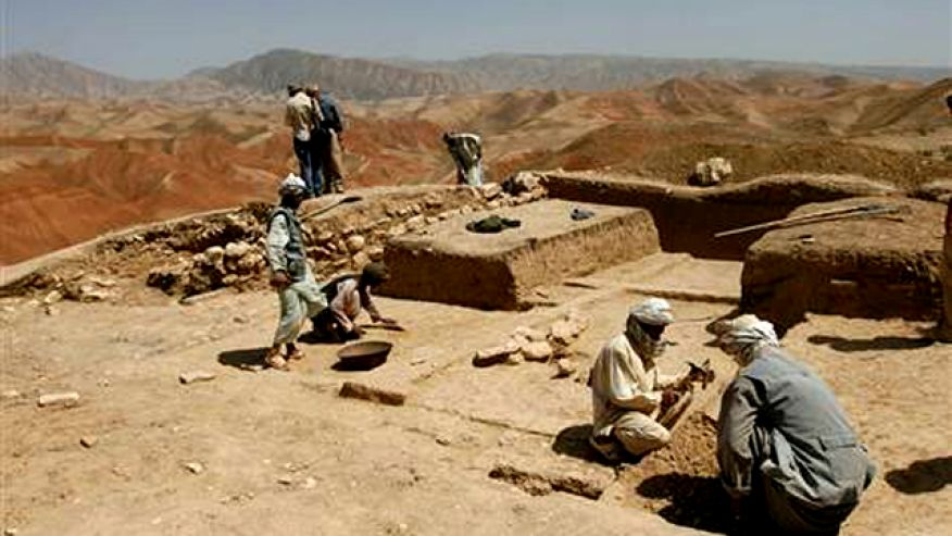 Afghan Archaeology